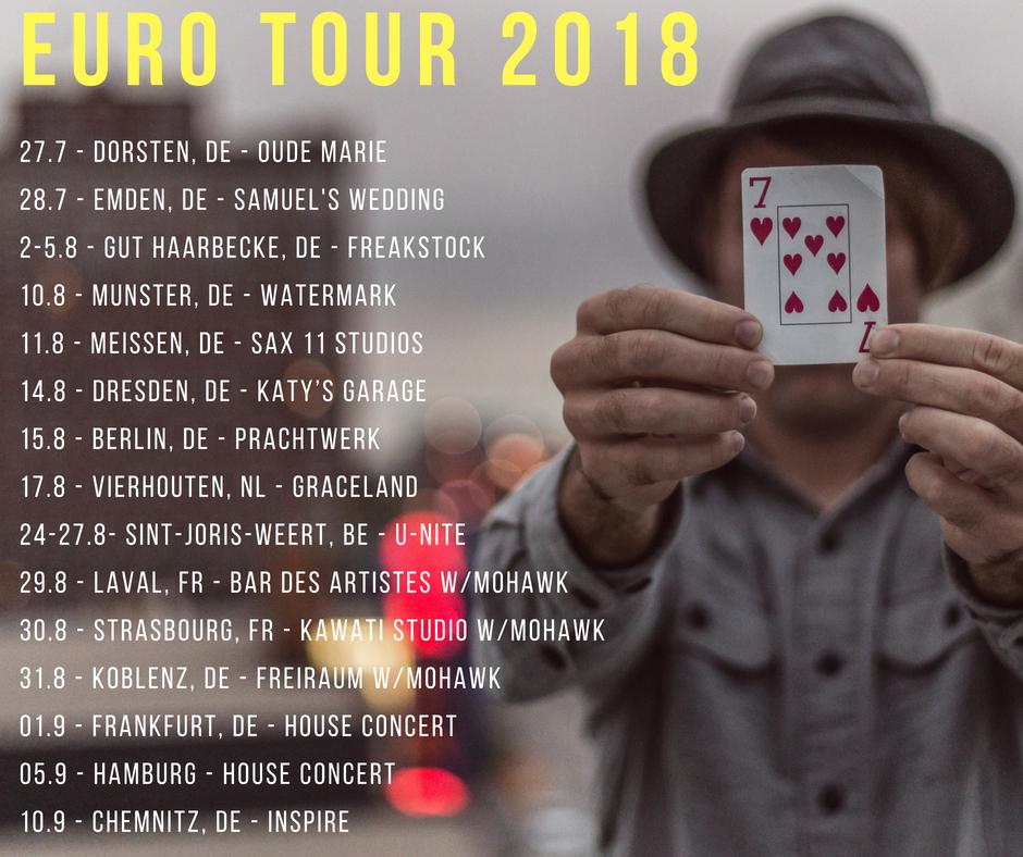 final 7 tour